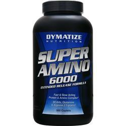 Dymatize Nutrition Super Amino 6000 500 cplts
