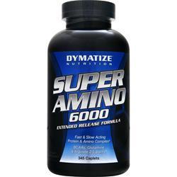 Dymatize Nutrition Super Amino 6000 345 cplts