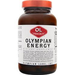 OLYMPIAN LABS Olympian Energy 100 vcaps
