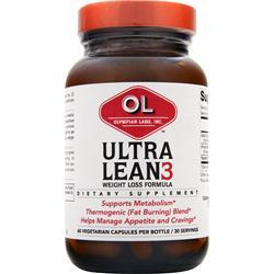 Olympian Labs Ultra Lean3  EXPIRES 5/17 60 vcaps