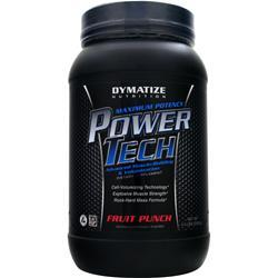 Dymatize Nutrition Power Tech Fruit Punch 4.4 lbs