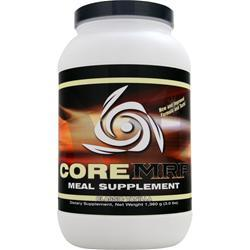 CORE NUTRITIONALS Core MRP - Meal Supplement Classic Vanilla 3 lbs
