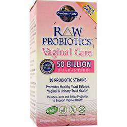 GARDEN OF LIFE Raw Probiotics - Vaginal Care 30 vcaps