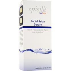 Hyalogic Episilk - Facial Relax Serum 1 fl.oz