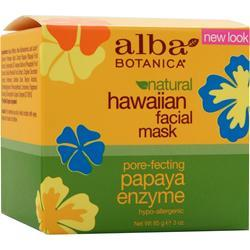 ALBA BOTANICA Hawaiian Facial Mask 3 oz