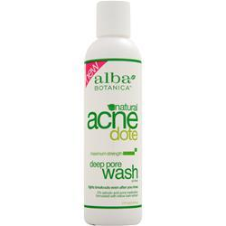 ALBA BOTANICA Acne Dote - Deep Pore Wash 6 fl.oz