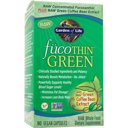 GARDEN OF LIFE FucoThin Green 90 vcaps