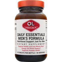 Olympian Labs Daily Essentials Men's Formula 30 tabs