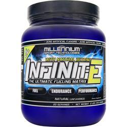 MILLENNIUM SPORTS Infinit-E Natural 2 lbs