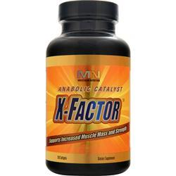 Molecular Nutrition Anabolic X-Factor 100 sgels