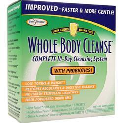 Enzymatic Therapy Whole Body Cleanse Lemon 1 kit