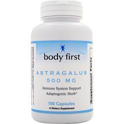 Body First Astragalus (500mg) 100 caps