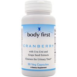 Body First Cranberry 90 vcaps