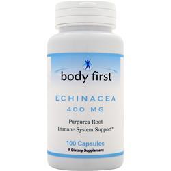 BODY FIRST Echinacea (400mg) 100 caps