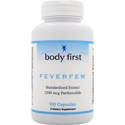 Body First Feverfew 100 caps