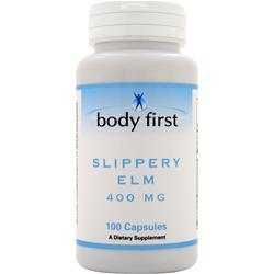 BODY FIRST Slippery Elm (400mg) 100 caps