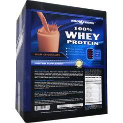 BodyStrong 100% Whey Protein Milk Chocolate 10 lbs