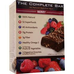 Metragenix The Complete Bar Berry 6 bars