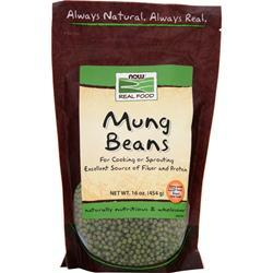 Now Mung Beans 16 oz