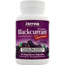JARROW Blackcurrant - Freeze Dried Extract 60 vcaps