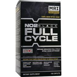 MRI NO2 Black Full Cycle 150 cplts