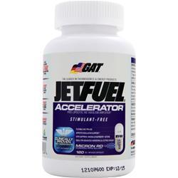 GAT JetFuel Accelerator 120 caps