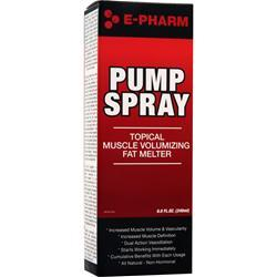 E-Pharm Pump Spray 8 fl.oz