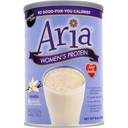 DESIGNER WHEY Aria Women's Protein Vanilla 12 oz