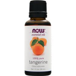 NOW 100% Pure Tangerine Oil 1 fl.oz