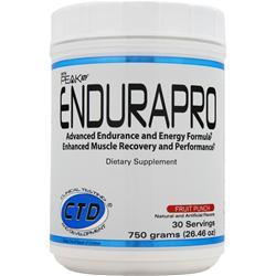 CTD Endurapro Fruit Punch 750 grams