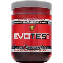 BSN Evotest - Concentrated Testosterone Support Matrix 90 tabs