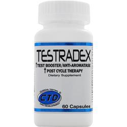 CTD Testradex 60 caps
