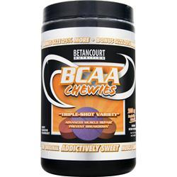 Betancourt Nutrition BCAA Chewies Triple-Shot Variety 160 tabs
