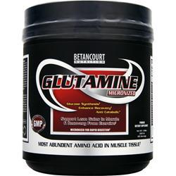BETANCOURT NUTRITION Glutamine Micronized 525 grams