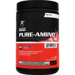 BETANCOURT NUTRITION Pure-Amino Fruit Punch 28 svngs
