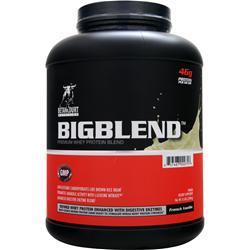 Betancourt Nutrition Bigblend French Vanilla 4.5 lbs