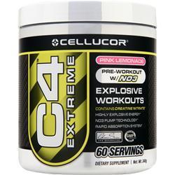CELLUCOR C4 Extreme Pink Lemonade 348 grams