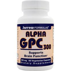 JARROW Alpha GPC 300 60 vcaps