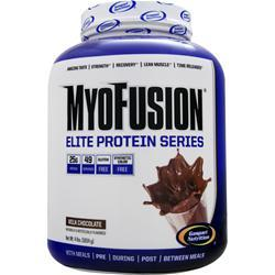 GASPARI NUTRITION MyoFusion Elite Protein Series Milk Chocolate 4 lbs