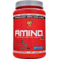 BSN Amino X - Endurance & Recovery Agent Blue Raz 1010 grams