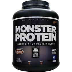 CYTOSPORT Monster Protein Chocolate 4 lbs