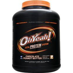ISS RESEARCH Oh Yeah! Total Protein System Vanilla Creme 4 lbs