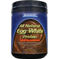 MRM Egg White Protein - All Natural Chocolate 24 oz