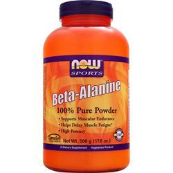 NOW Beta-Alanine 500 grams