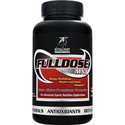 Betancourt Nutrition Fulldose MNT 60 tabs