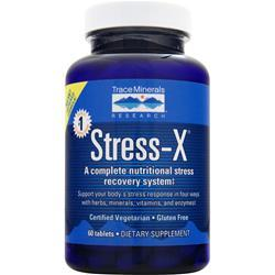 Trace Minerals Research Stress-X 60 tabs