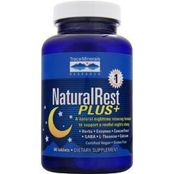 TRACE MINERALS RESEARCH NaturalRest Plus 60 tabs