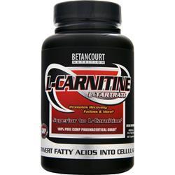 Betancourt Nutrition L-Carnitine 60 caps