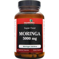 FUTUREBIOTICS Moringa (5,000mg) 60 vcaps