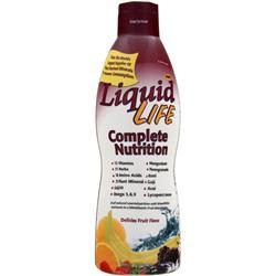 TRC Liquid Life - Complete Nutrition Delicious Fruit Exp 8/13 32 oz